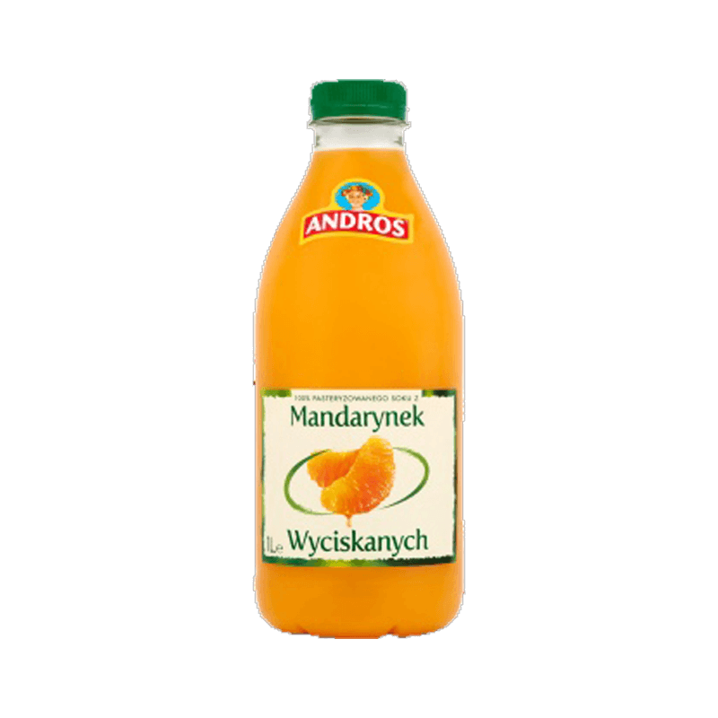 142 ANDROS Mandarynka 1 L